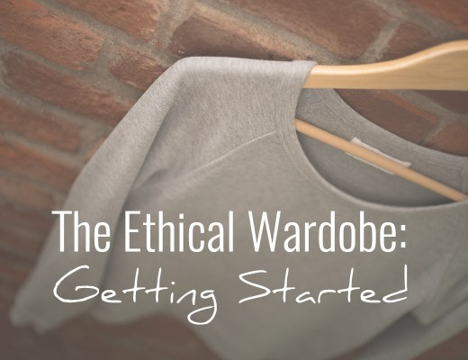 Seasons and Salt guest posts on truncationblog.com sharing about getting started with an ethical wardrobe