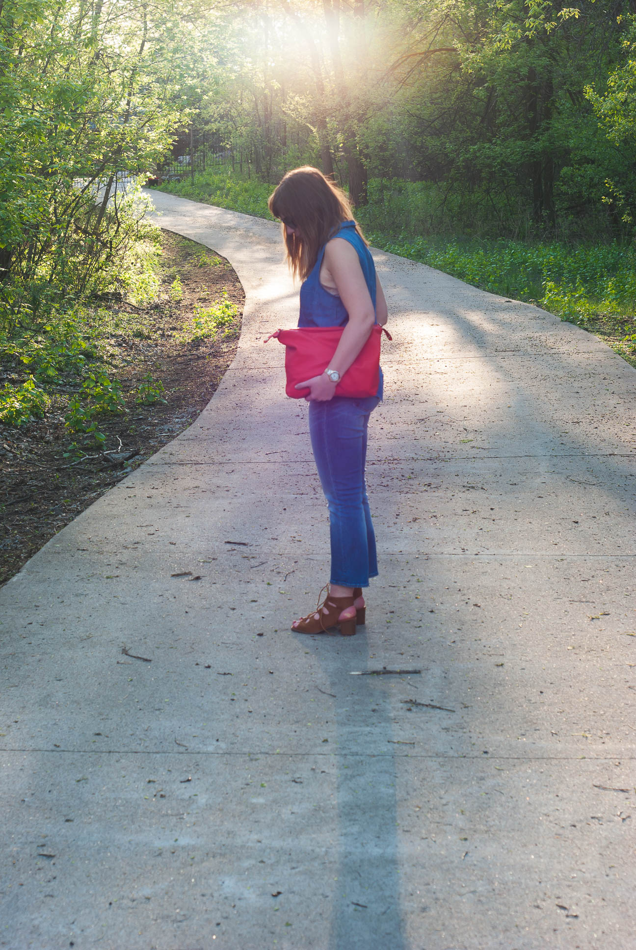 Karin Rambo of truncationblog.com shares why she Don't Feel Rushed to Have an Ethical Wardrobe