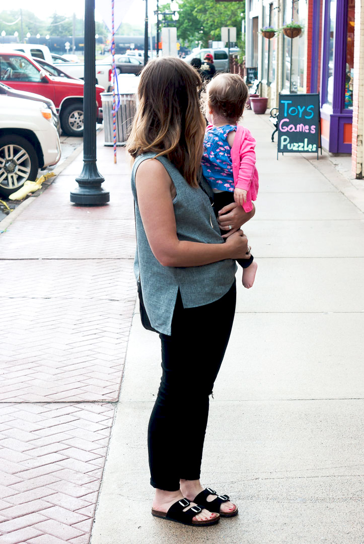 Karin Rambo of truncationblog.com reviews the Gemma Tank from Only Child