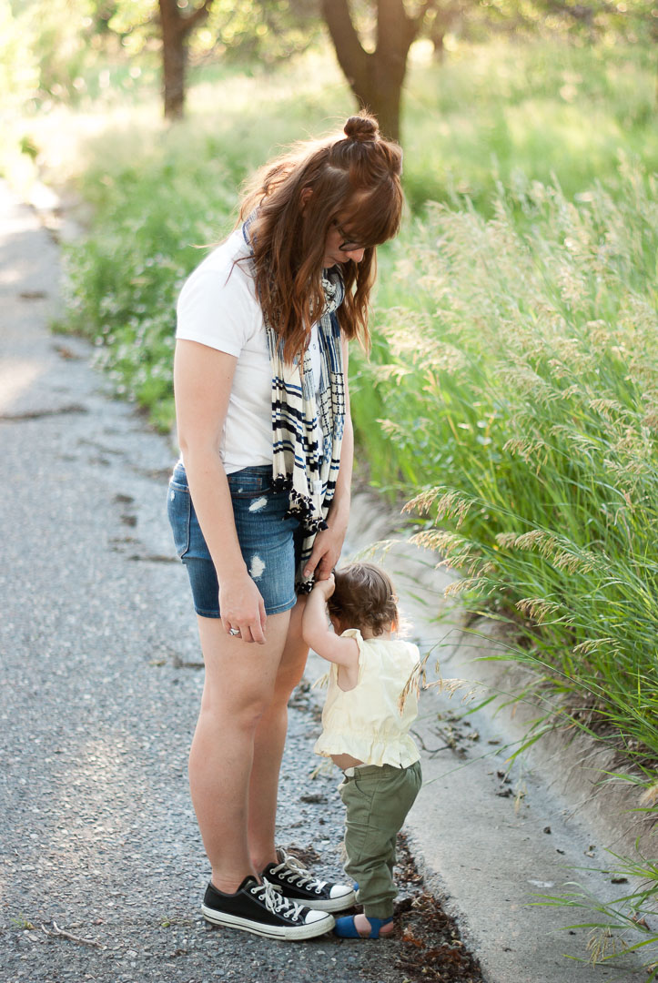 Karin Rambo of truncationblog.com shares why Being a Mom is Hard