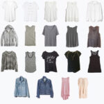 Karin Rambo of truncationblog.com shares her summer 2015 capsule wardrobe