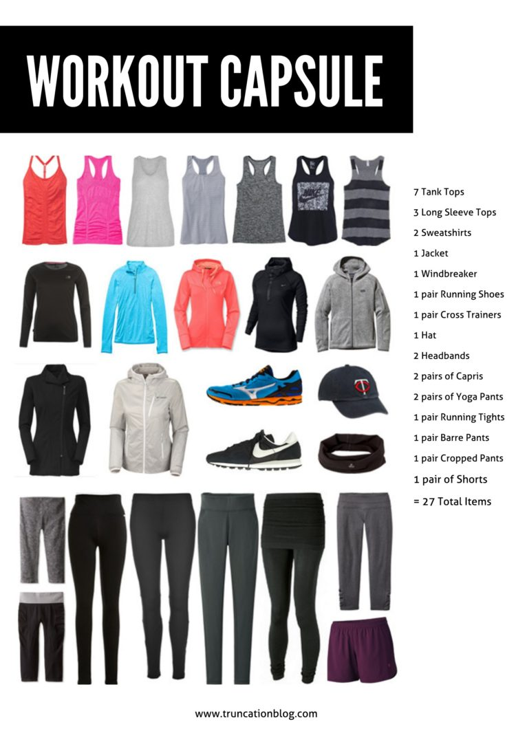 Fall 2015 Workout Capsule