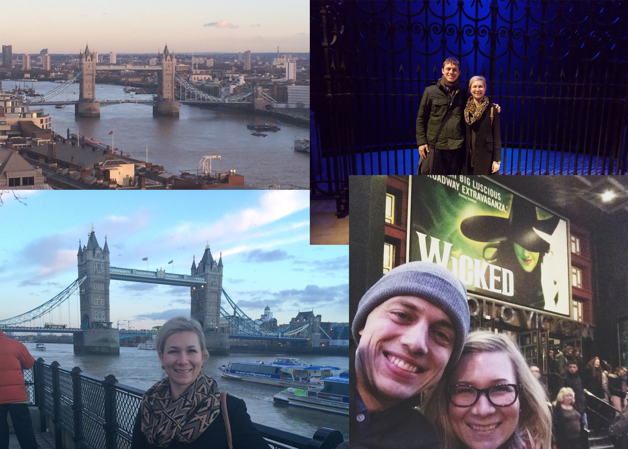 One Month in Europe in One Carry On Collage 4