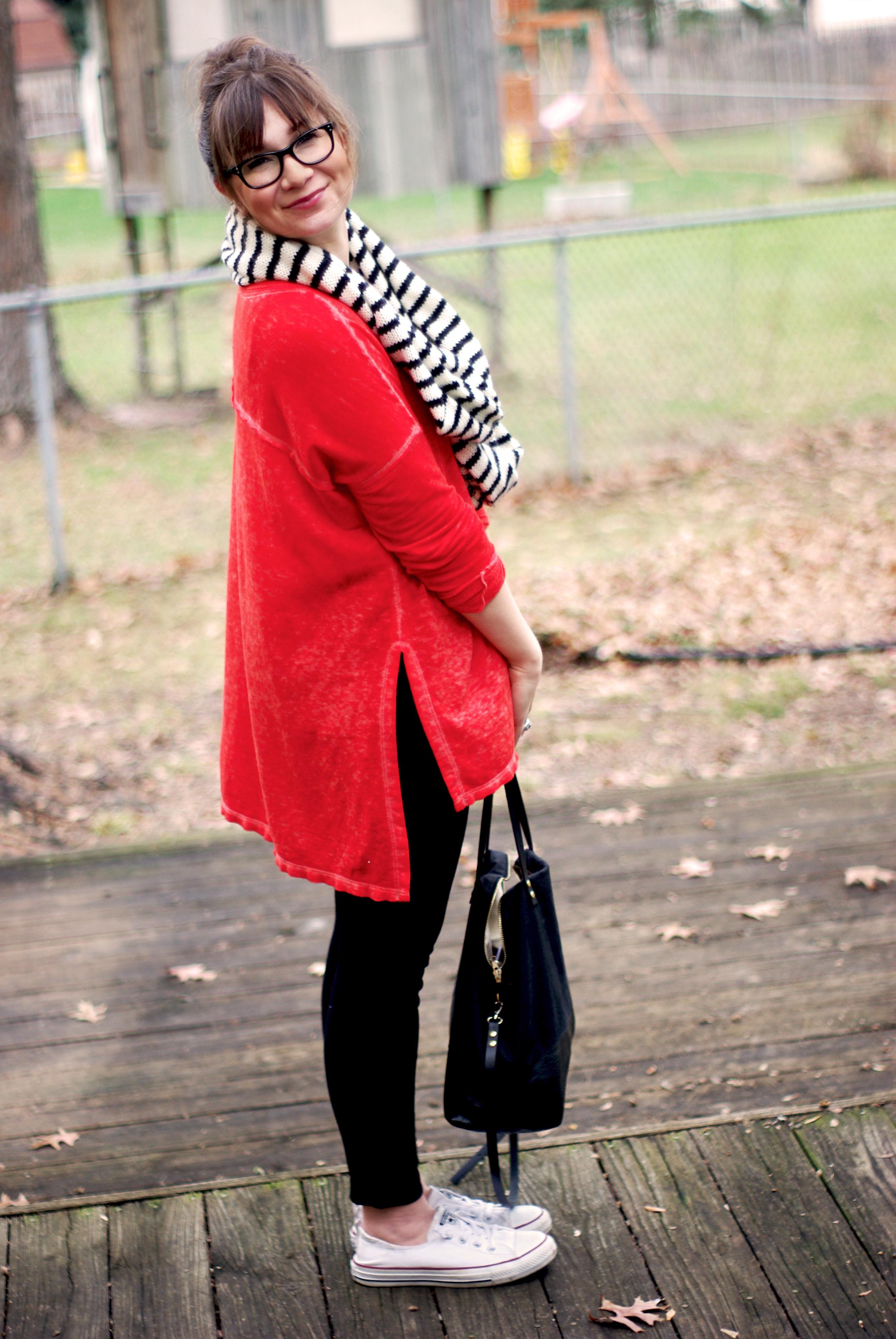 Healthy Breezes and Leggings