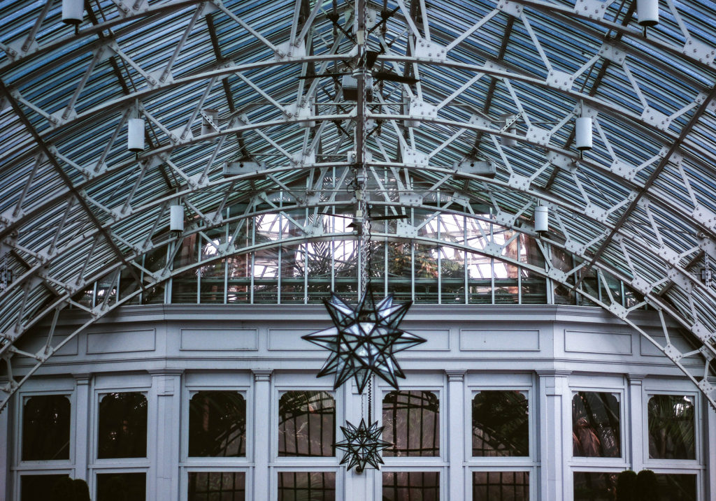Karin Rambo of Truncation visits the Conservatory