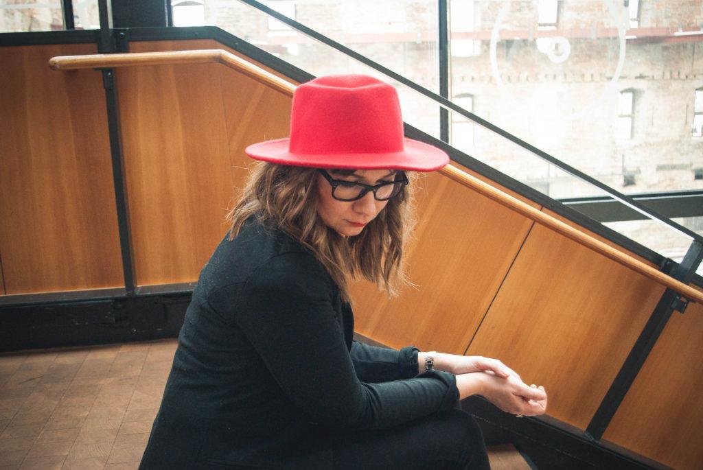 Karin Rambo of truncationblog.com talks about starting a capsule wardrobe conversation in social media