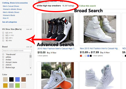 Karin Rambo of truncationblog.com talks about five strategies for shopping secondhand on ebay