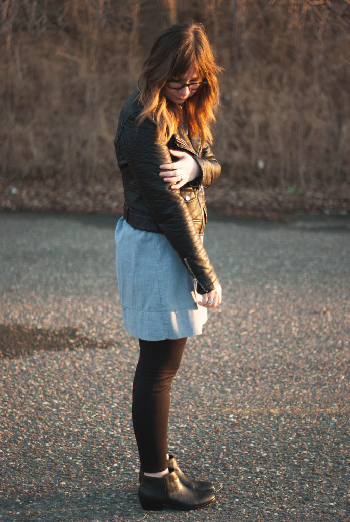 Karin Rambo of truncationblog.com shares about transitional capsule wardrobes