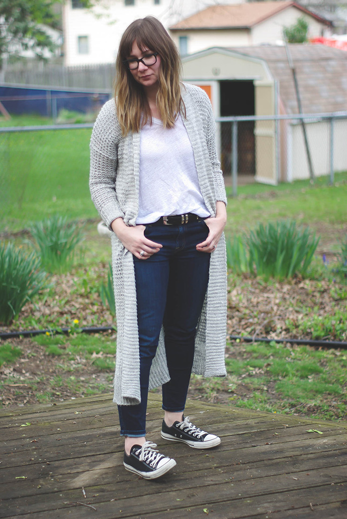 Karin Rambo of truncationblog.com shares about why its okay to be an outfit repeater