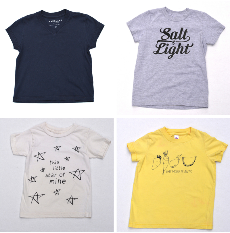 Elizabeth of Cheeky Days shares her toddler capsule wardrobe on truncationblog.com