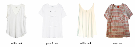 Karin Rambo of truncationblog.com shares her summer 2016 capsule wardrobe