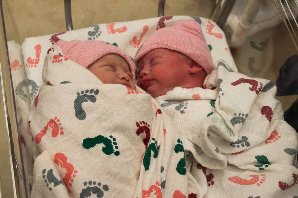 Karin Rambo of Truncationblog.com shares her twin birth story