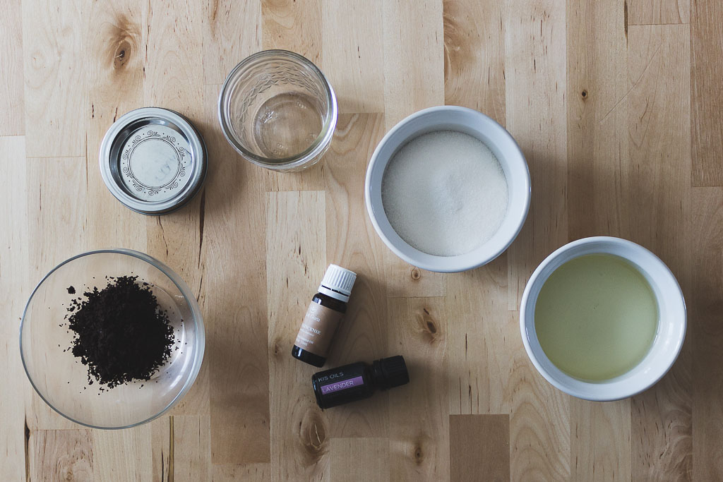 Karin Rambo of truncationblog.com shares a DIY Firming Sugar Scrub