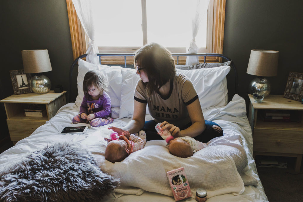 Karin Rambo of truncationblog.com shares tips on How to Feed Twins Without Losing Your Mind