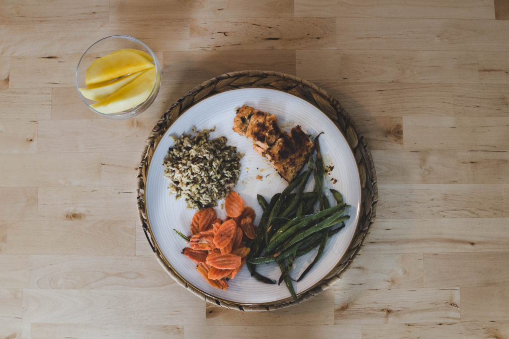Karin Rambo of truncationblog.com shares What I Eat in a Day While Breastfeeding Twins