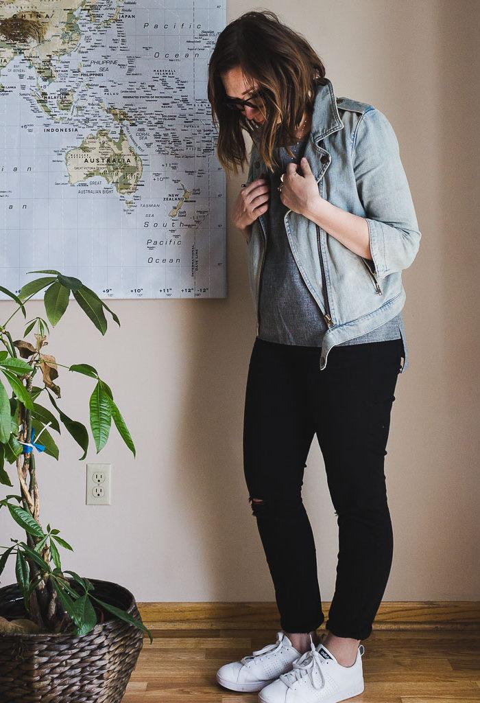 Postpartum Fashion: i.e. Dressing a Body You Don't Recognize Anymore