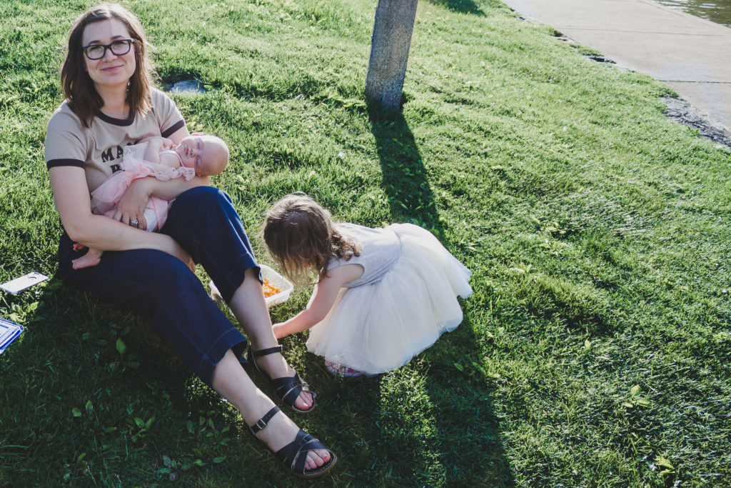 Karin Rambo of truncationblog.com reminds mamas that their children fiercely love them