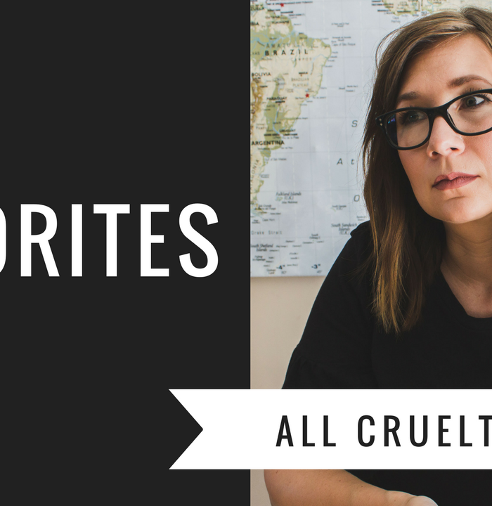 May Favorites: Baby, Beauty and Cruelty Free