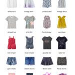Karin Rambo of truncationblog.com shares her Toddler Girl Capsule Wardrobe