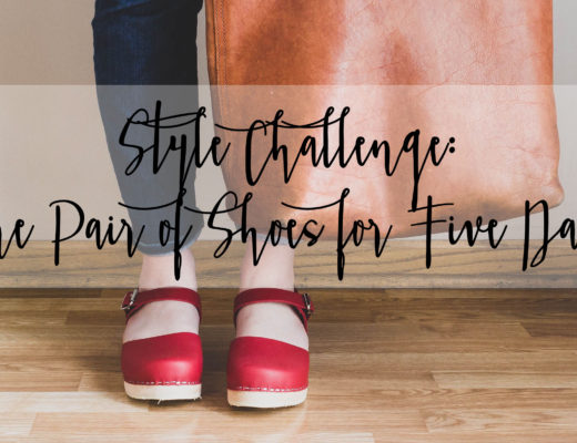 Style Challenge Featuring Lotta from Stockholm