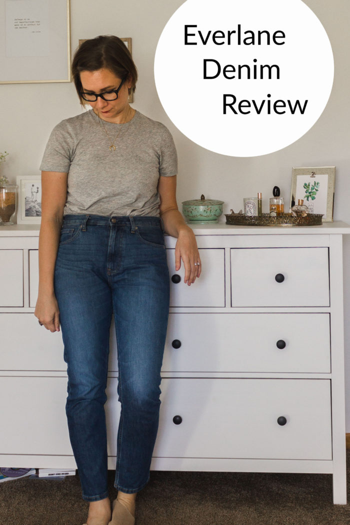 Everlane Jean Review: the Modern Boyfriend