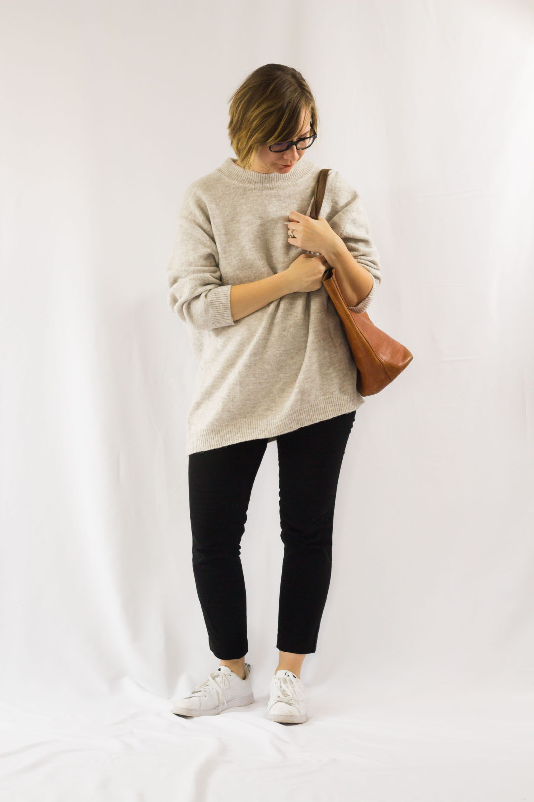 Winter Capsule Outfit No. 50: Snap Judgments & What to Do About Them