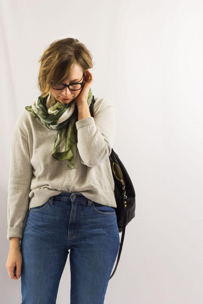 Winter Capsule Outfit No. 49: Accessory Rituals