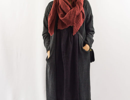 Styling Linen for Winter-1