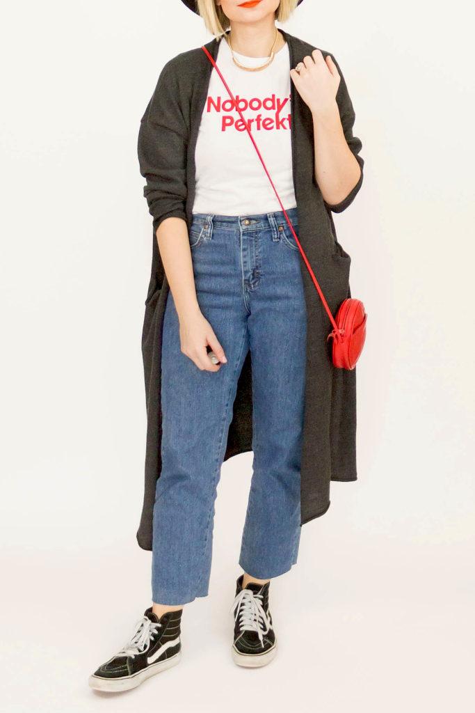 Spring 2018 Outfit 1: A Trip Down Memory Lane