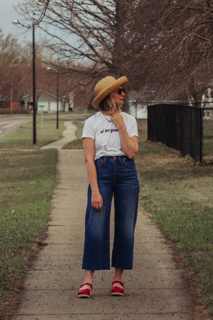 What I Actually Wore- Outfits for the Week of 4-30-