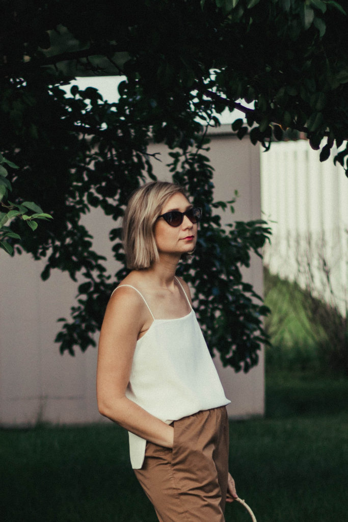 Everlane Review: the Easy Chino, the Modern Buckle Sandal, the Japanese GoWeave Cami