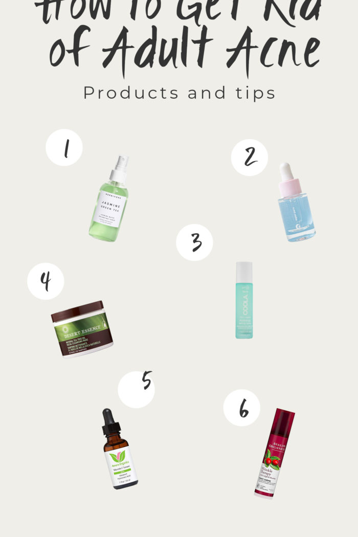 The Truncated Edit: How to Get Rid of Adult Acne