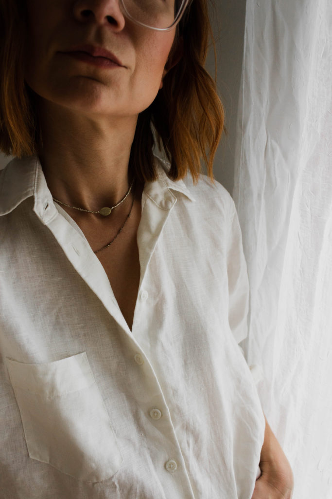 A Week of Real Outfits: Featuring the Linen Button Down