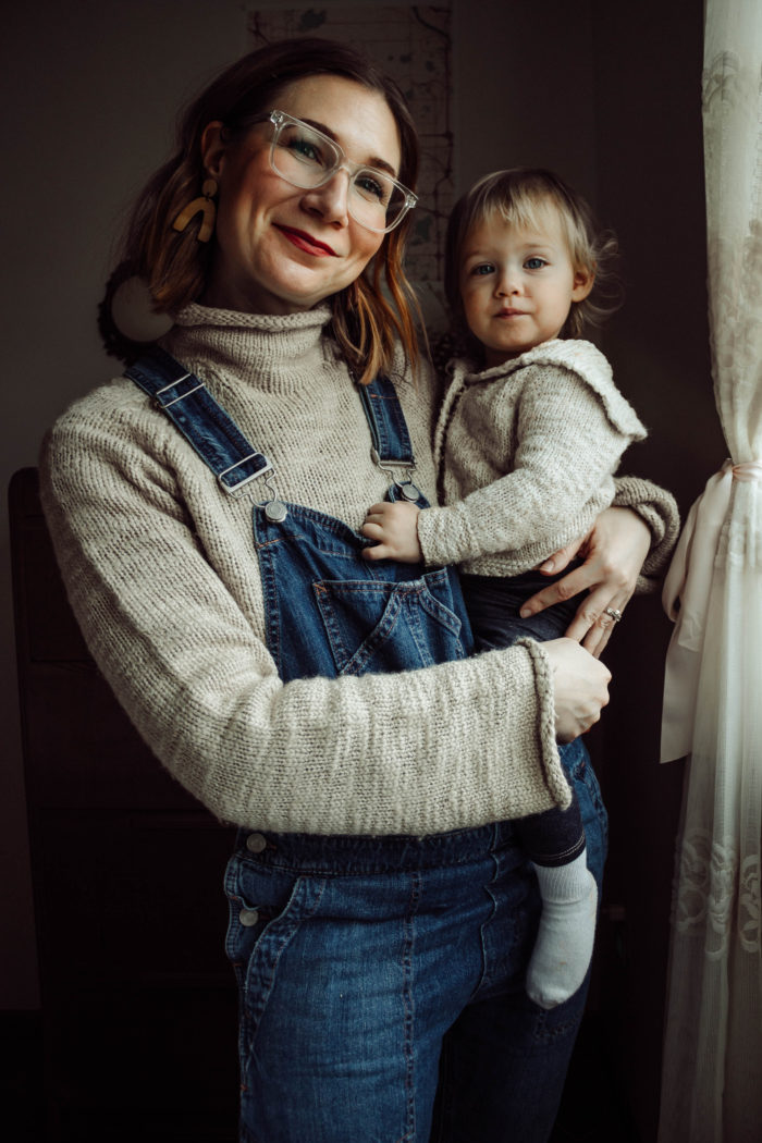 How I Do Capsule Wardrobes for my Three Toddlers