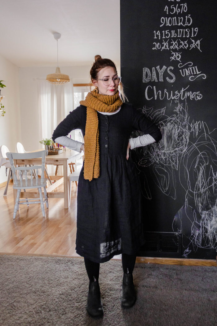 What I Wore Last Week: Featuring Dressember Part 2