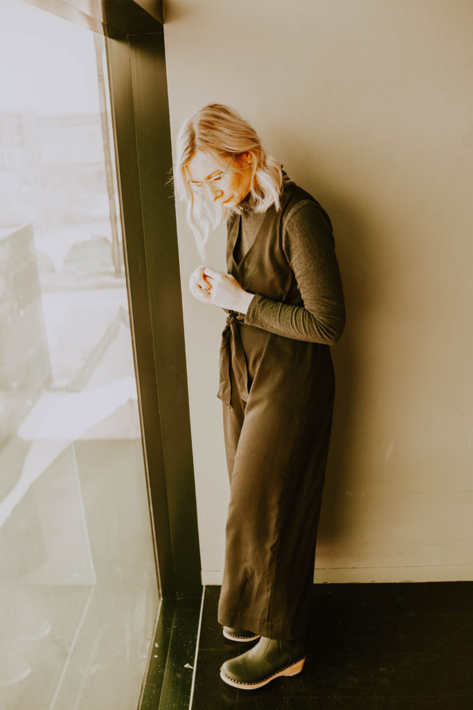 Pregnancy Style: the Jumpsuit