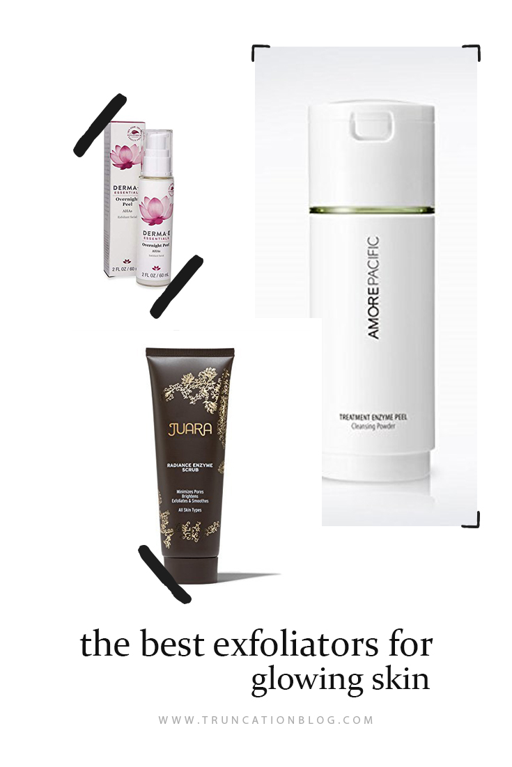 Enzyme Peels - Why You Should Use One + My Favorite Brands