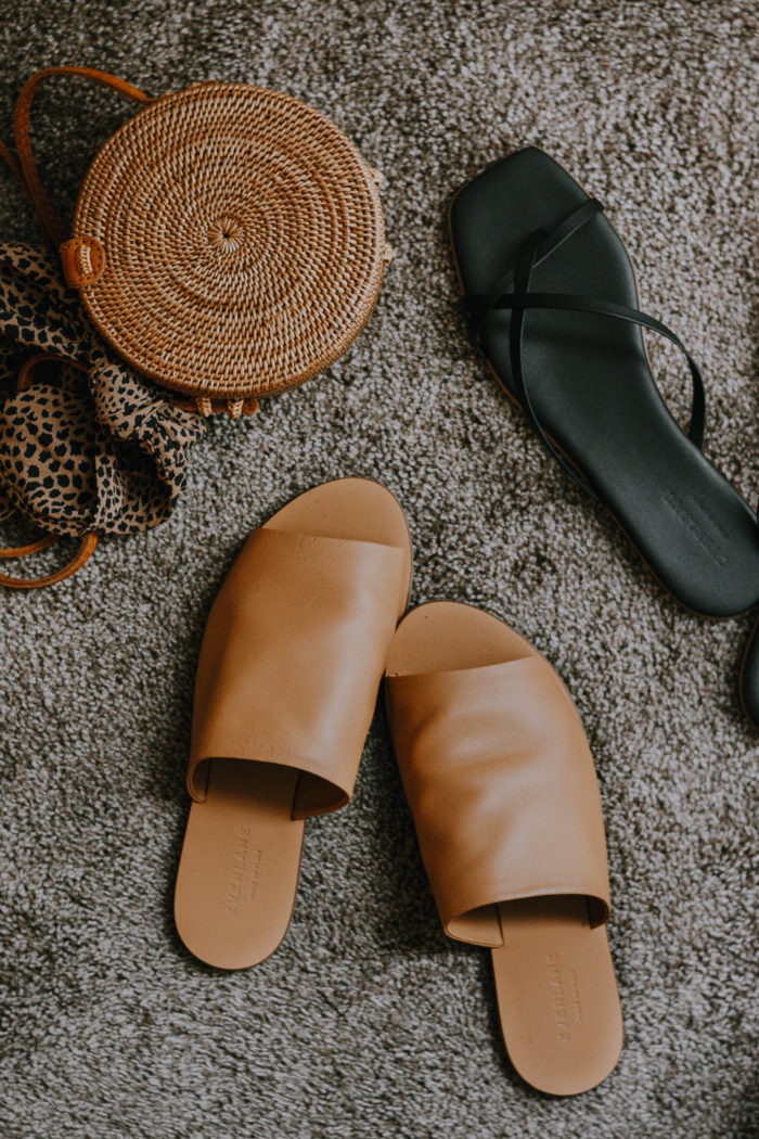 Everlane Sandal Comparison: 4 Styles Reviewed