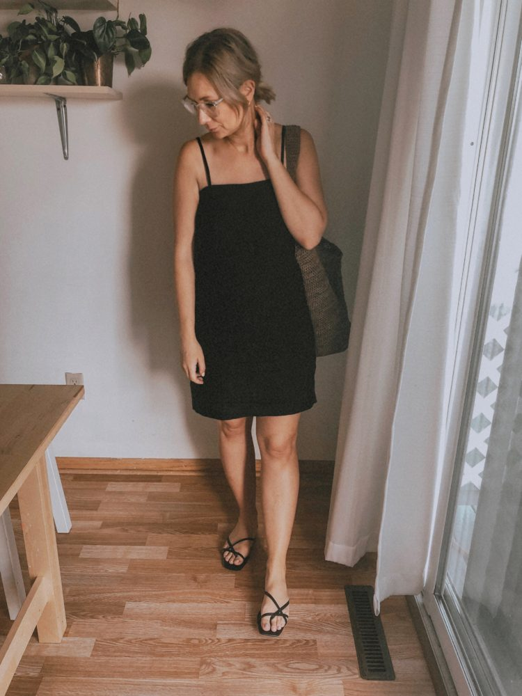 30 Days of Summer Style Day 10: Little Black Dress