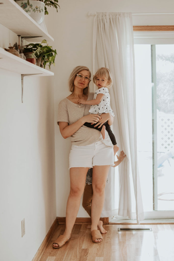 30 Days of Summer Style Day 2: Stay at Home Mom Style