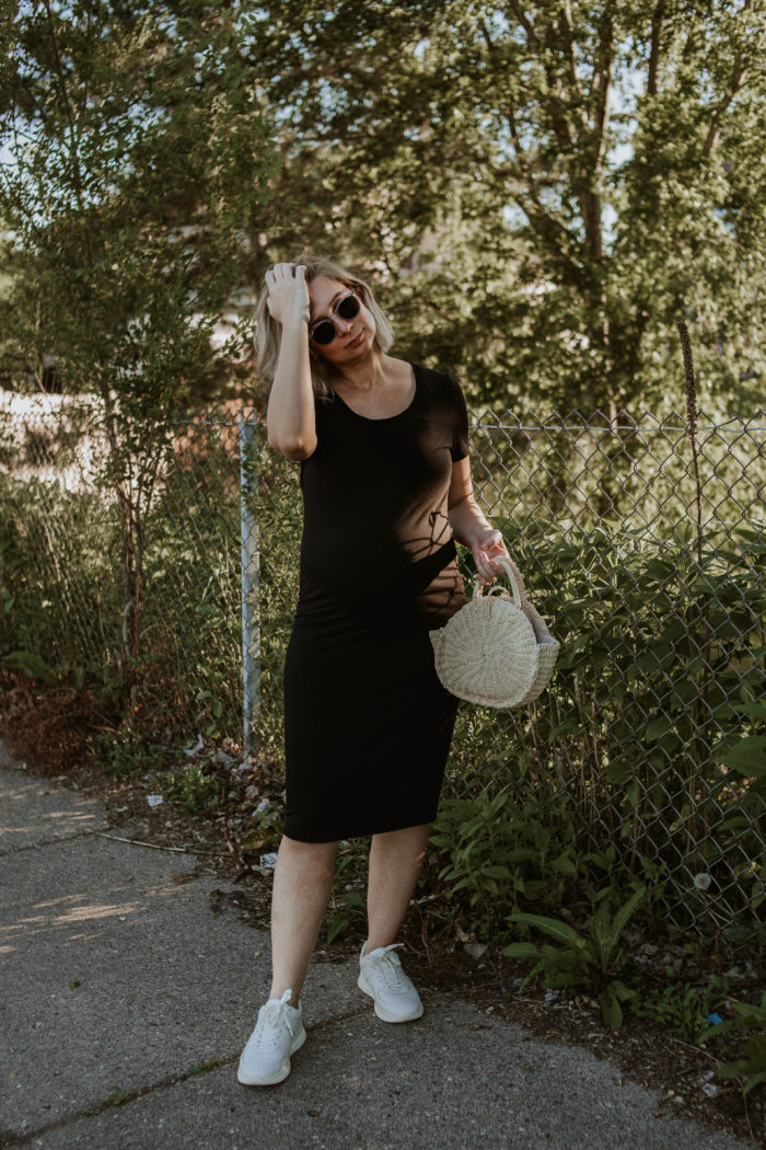 30 Days of Summer Style Day 27: Ethical Maternity Wear
