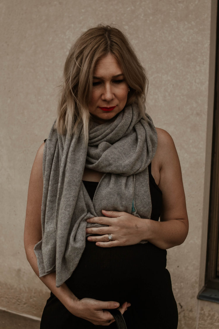 30 Days of Summer Style Day 24: Cashmere Scarf
