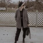 3 Outfits for Thanksgiving: Styling New & Old Pieces from Everlane