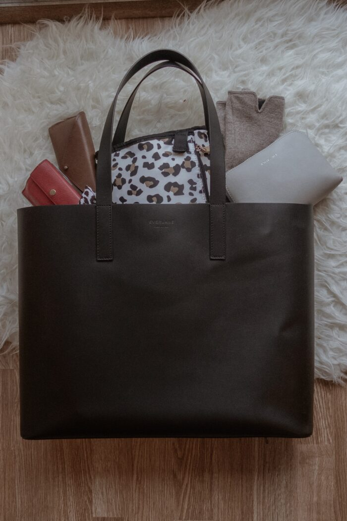 What's in My Minimalist Diaper Bag: Less is More