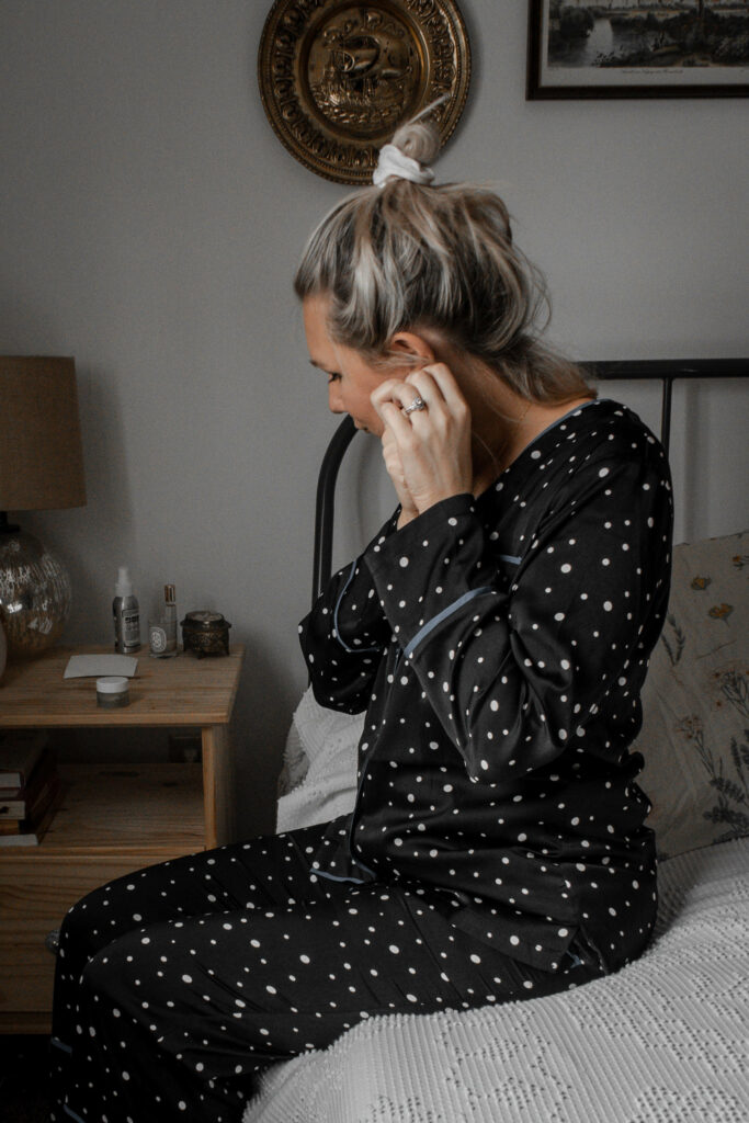 My Favorite Ethical Loungewear, Pajamas, & Under Garments, Summersalt silky pj set