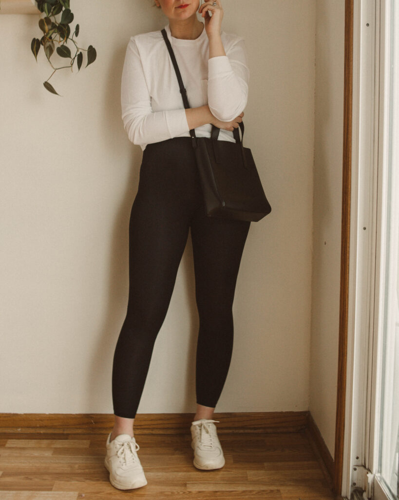 Everlane Perform Legging Review