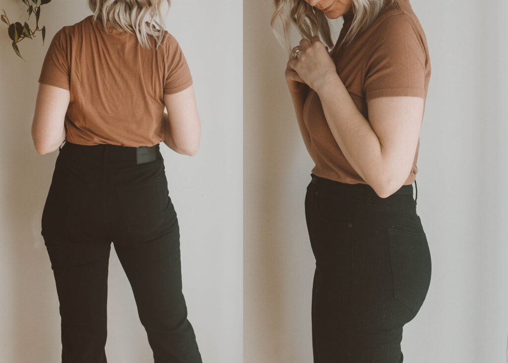 Everlane Denim Guide: Every Style Reviewed Modern Flare Jean